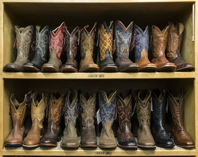 How To Stretch Cowboy Boots
