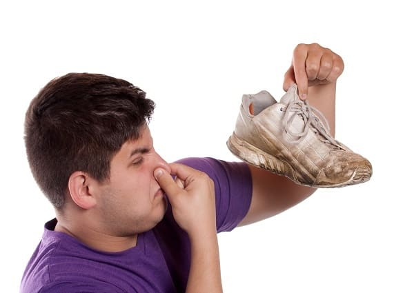 How to Get the Smell Out of Sneakers