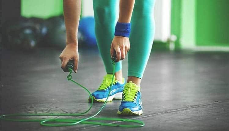 Jump Rope Shoe