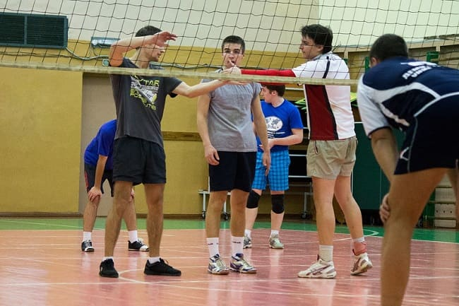 men Volleyball shoes