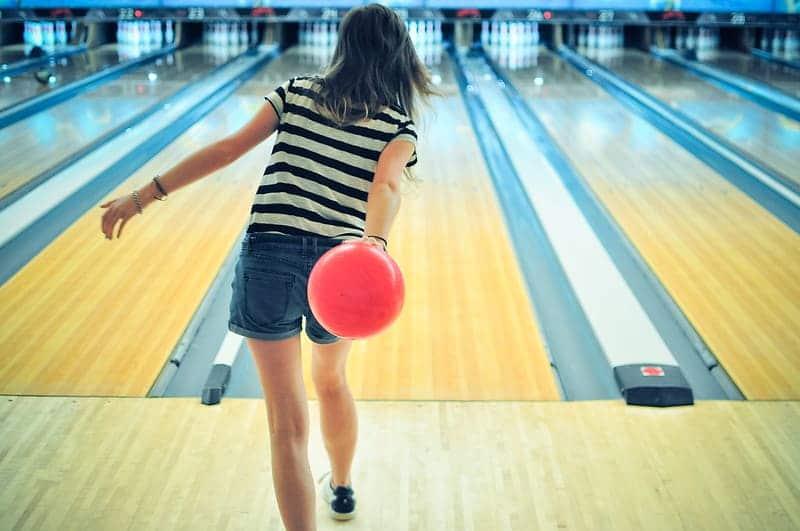 women bowling shoes
