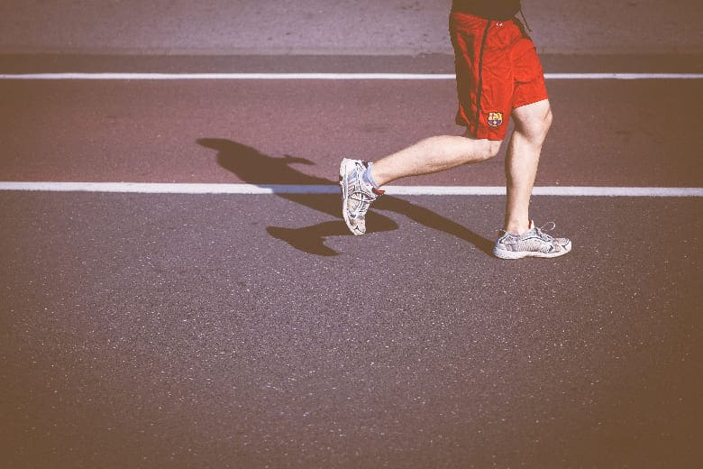Running shoes for wide feet
